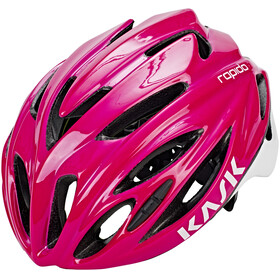 Kask Rapido Cykelhjälm pink